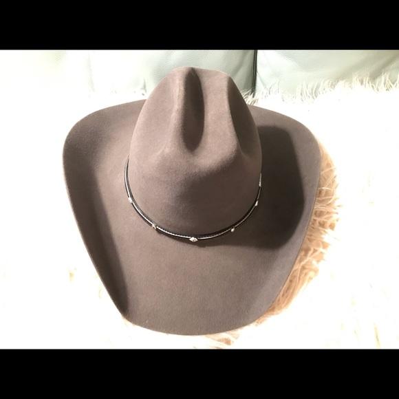 1984bf0a823db Stetson Skyline 6x Hat. M 5c527d8f534ef93c7dc98129